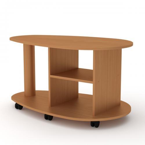 Журнальные столы Стол журнальный Капля 497-К мебель Киев
