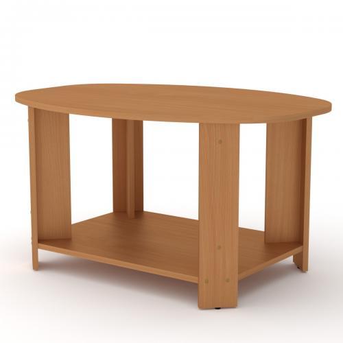 Журнальные столы Стол журнальный Овал 602-К мебель Киев