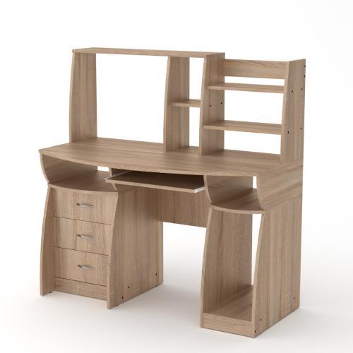 Компьютерные столы Комфорт-3 422-К мебель Киев