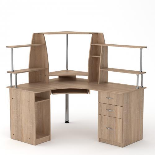 Компьютерные столы СУ-11 412-К мебель Киев
