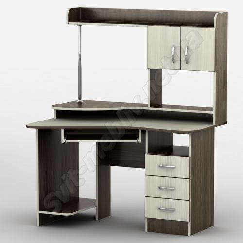 Компьютерные столы Компьютерный стол Тиса-21 TS-119 мебель Киев