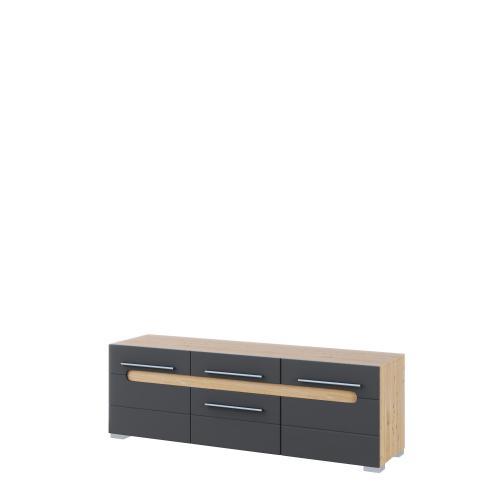 Интернет магазин мебели купить Бьянко графит/Тумба ТВ SV-90081, мебель Світ Меблів