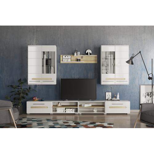 Интернет магазин мебели купить Гостиная, стенка  Бьянко SV-707, мебель Світ Меблів