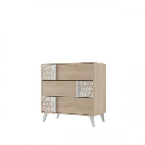 Интернет магазин мебели купить Кристель/Комод 3Ш SV-7021, мебель Світ Меблів
