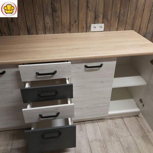 Интернет магазин мебели купить Кухня Злата 2.6 SV-73712, мебель Світ Меблів