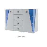 Призма/Комод 2Д 4Ш