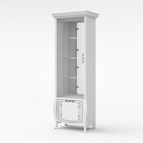 Интернет магазин мебели купить Модульная мебель Тереза/Витрина 1Д SV-9025, мебель Світ Меблів