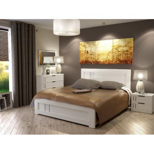 МДФ кровати Кровать Зоряна (1.60) 241-Н мебель Киев