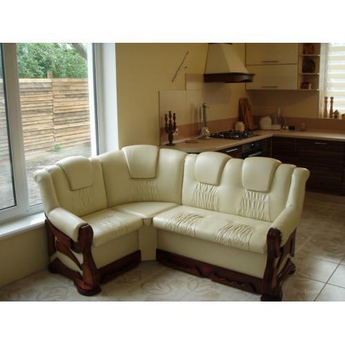 Интернет магазин мебели купить Кухонный уголок Днестр 162-SL, мебель Яворс